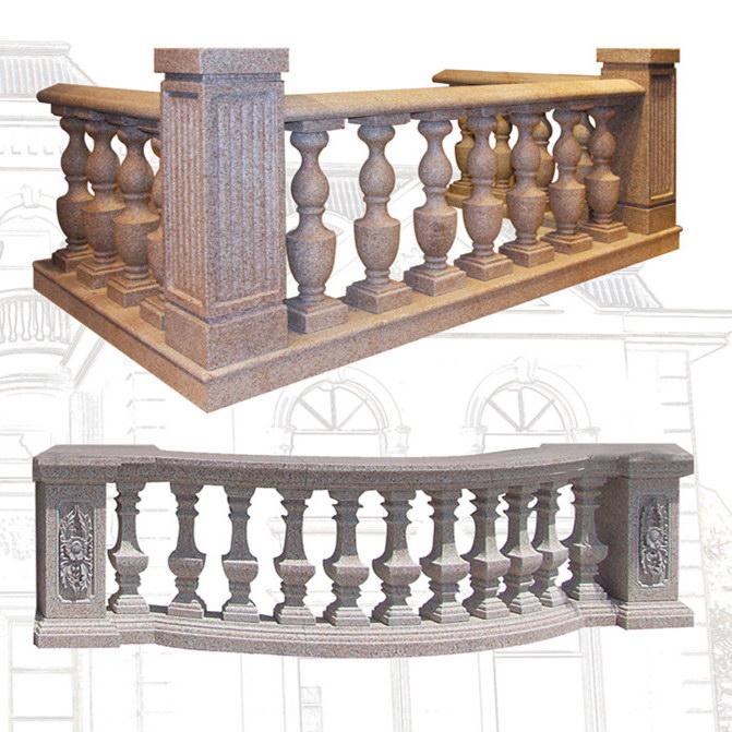 石材栏杆1