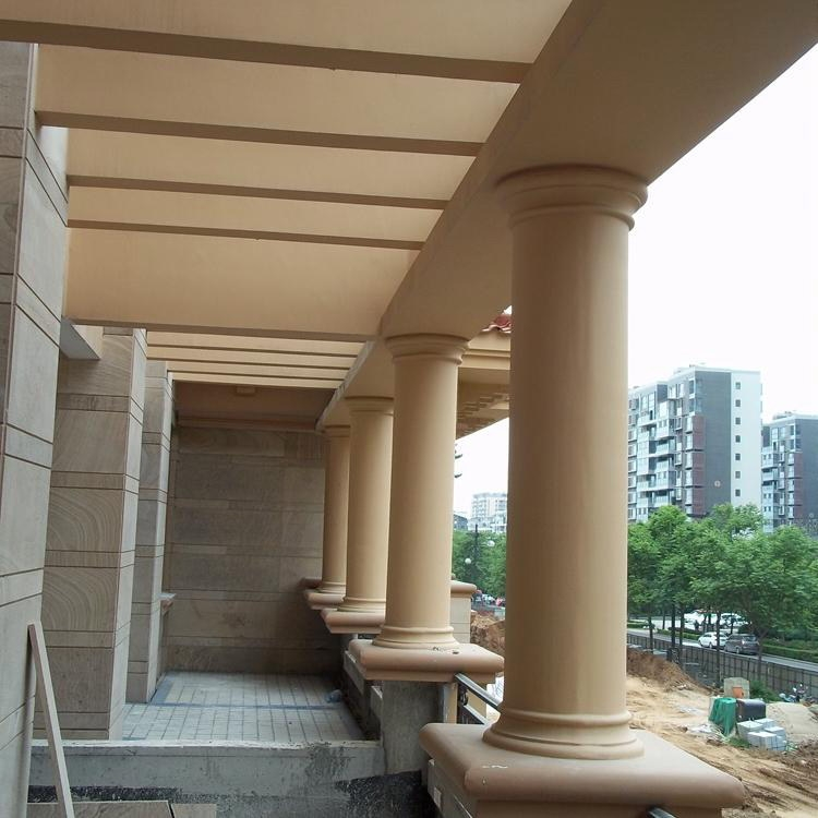 石材圆柱8